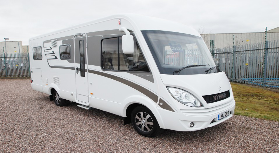 Motorhomes for Sale in Northamptonshire