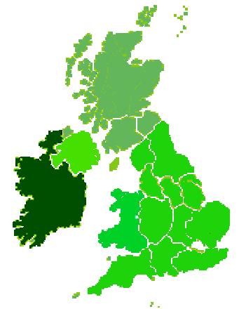 UK Campsites
